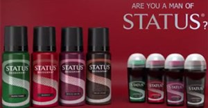 Tiger Brands Status deodorant TV promo produced by Red Cherry Interactive