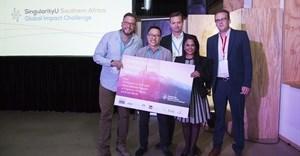 Rocket scientist wins SingularityU 'Global Impact Challenge'