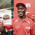 On the Dot rewards top Daily Sun street sellers