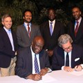 Ethiopian institute signs MoU with GE Renewable Energy