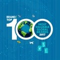 Tech's 'fearsome five' dominate the BrandZ Top 100 Most Valuable Global Brands 2017