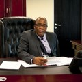 Aaron Motsoaledi, SA minister of health. Photo: Delwyn Verasamy, M&G