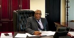 Aaron Motsoaledi, SA minister of health. Photo: Delwyn Verasamy, M&G