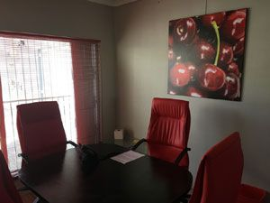 Welcome to Red Cherry Interactive's new state-of-the-art television studio