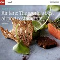 New CNN Travel multiplatform, multimedia digital destination launched