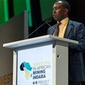 Mosebenzi Zwane, minister of mineral resources. Photo: African Mining Indaba