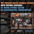 Boost Mobile's Promo & Activation Lions Grand Prix-winning work.