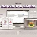 The Grand Prix-winning 'Innovating Saving'.