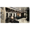 Artists impression of the reception at BON Hotel Apo