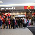 McDonald's celebrates 250th store opening and franchisee's success