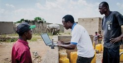 The internet of everything water