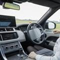 Jaguar Land Rover demonstrates Autonomous Urban Drive