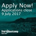 Startupbootcamp Cape Town applications close this week