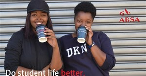 Do student life better with ABSA and coffee
