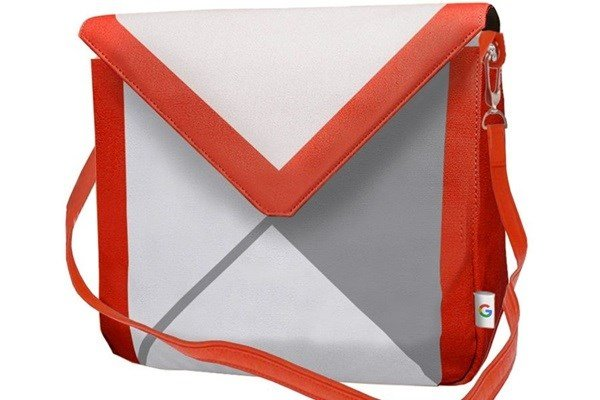 The Gmail bag.