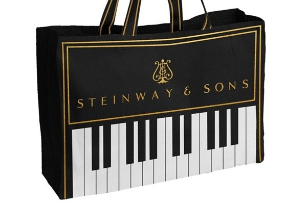 The Steinway bag.