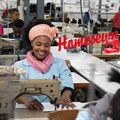 #Homesewn: K-Way's lean local manufacturing machine