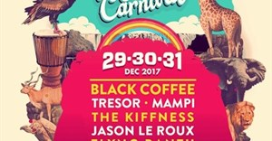 Black Coffee to perform at Victoria Falls Carnival
