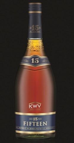 SA's KWV scoops 2017 Worldwide Brandy Trophy
