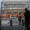 The New York Times reported it swung to profit in the past quarter on gains in digital subscriptions and online advertising |