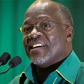 Tanzanian president, John Magufuli