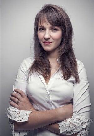 Winemaker Jessica Saurwein