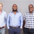 L-R: Enda Kwinga, HR; Grant Brooke, CEO; Kikonde Mwatela, COO; Caine Wanjau, CTO; Mahia-John Mahiaini, CFO.