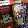 Cadburys Martian's abducting ATM screens across South Africa