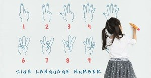 Aiding deaf learners through online maths assessments