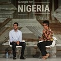 Sundar Pichai, Google CEO, at Google for Nigeria event in Lagos.