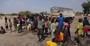 Food aid for DRC refugees