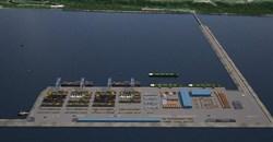 Porto do Caio, Angola's new deepwater port