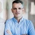 Siri creator, Antoine Blondeau. Photo: AFP