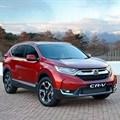 Honda adds more glam to CR-V