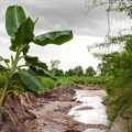 Africa among high rainfall-related soil erosion zones