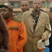 #Githeriman in the recent elections voter queue went viral.