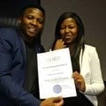Young community leader gets international scholarship to study at UFS