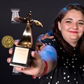 Wessels and Manyelo, this year's Loeries young creative winners.