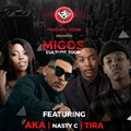 AKA and Riky Rick to support Migos Culture Tour in South Africa