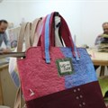 Egyptian upcycling startup creates fashionable accessories from trash