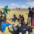 Damelin Benoni students enjoy a fun-filled Sports Day