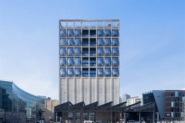 Zeitz Museum of Contemporary Art Africa launches with iconic brand identity
