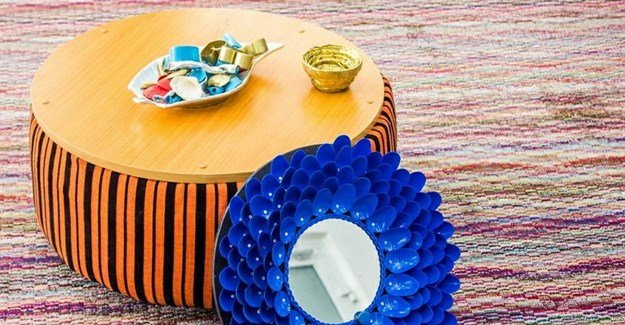 Pearl Recycling is turning Nigeria's discarded waste into stunning furniture and home décor