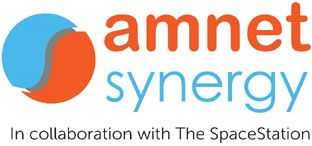 Amnet Synergy industry first partnership with Amnet programmatic specialist and The SpaceStation