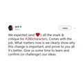 Twitter is doubling the length of tweets to 280 characters