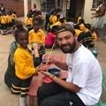 Finally home: A 6,000km journey on foot for Aluwani