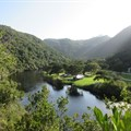 View of the Ebb & Flow Rest Camp from the Kingfisher Hiking trail (Image Supplied)