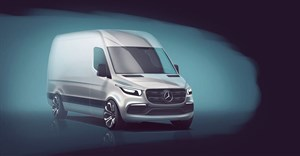 New Mercedes-Benz Sprinter a leap in design, fleet efficiency