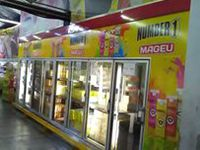 Mageu No.1 Fridge Branding