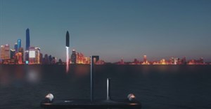 Elon Musk's BFR will fly from London to Cape Town in just 34 minutes